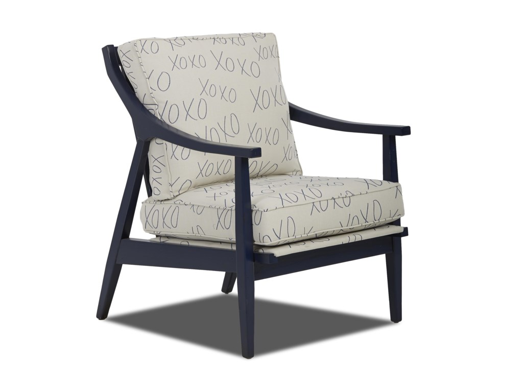 Trisha Yearwood Home Collection by Klaussner LynnOccasional Chair
