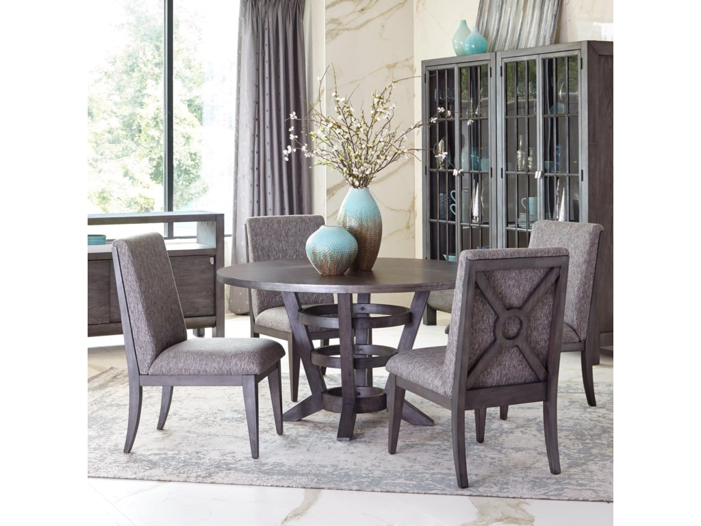 1658c6481606 Trisha Yearwood Home Collection by Klaussner Music City5 Pc Dining Set ...