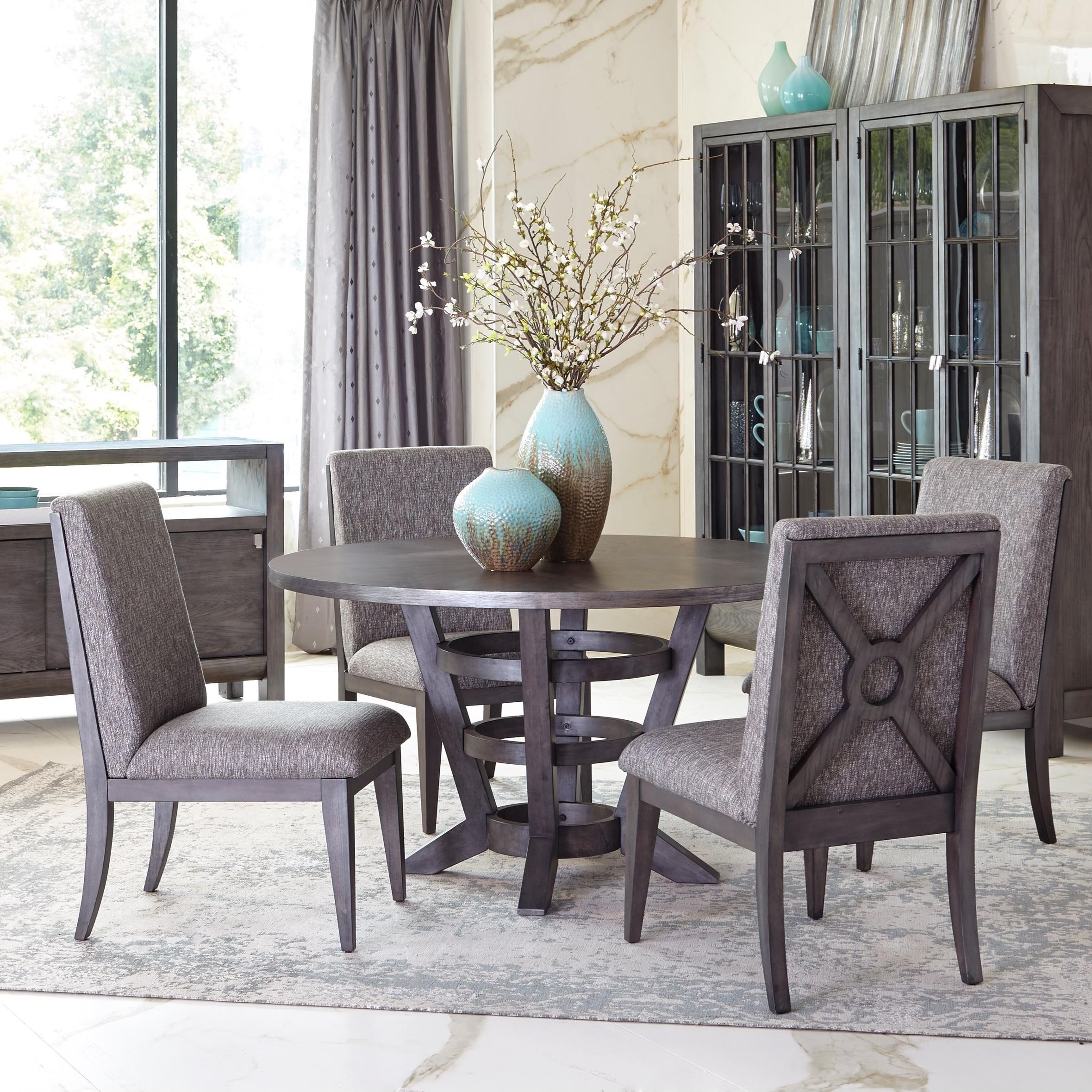 Beautiful Trisha Yearwood Home Collection By Klaussner Music City5 Pc Dining Set ...