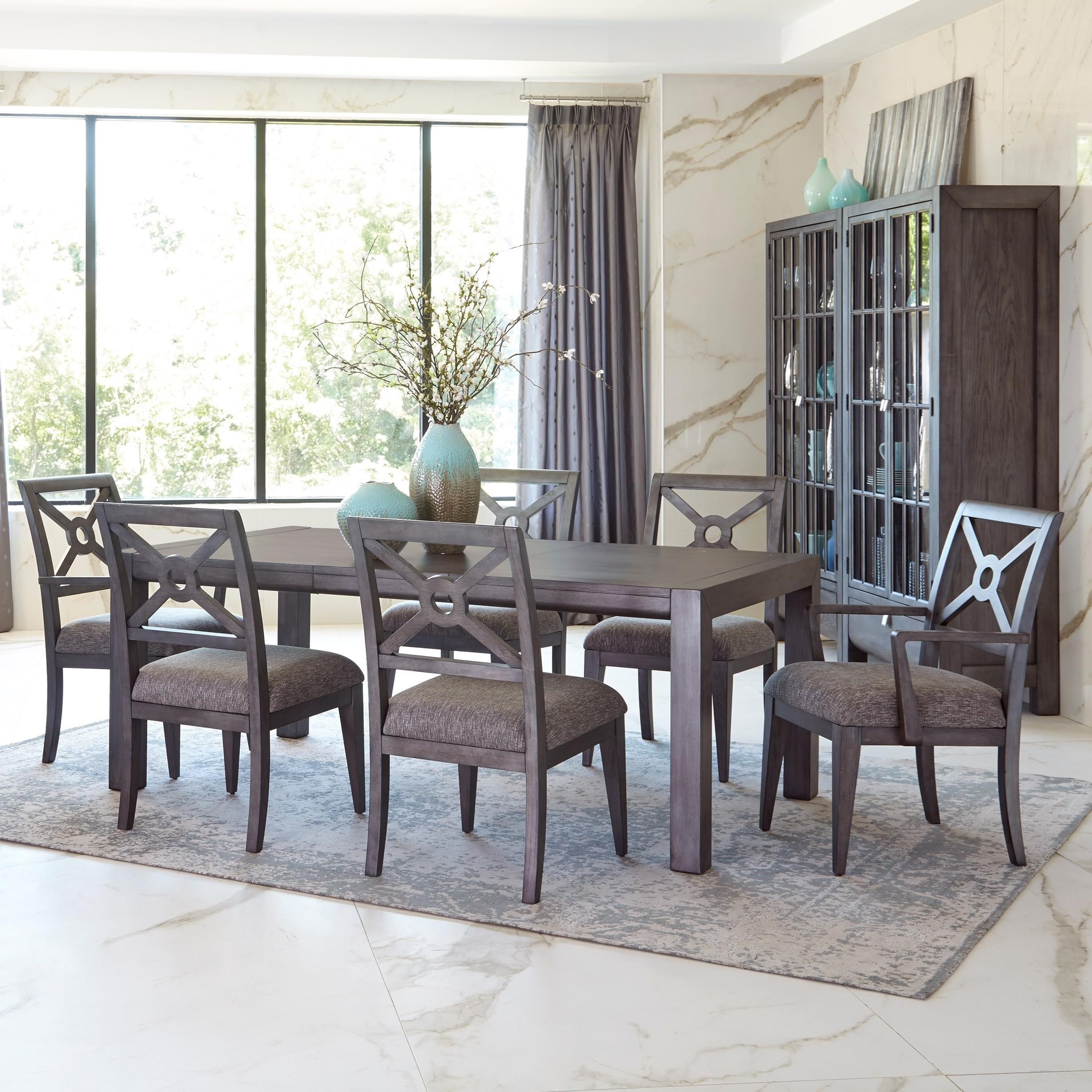 Good Trisha Yearwood Home Collection By Klaussner Music City7 Pc Dining Set ...