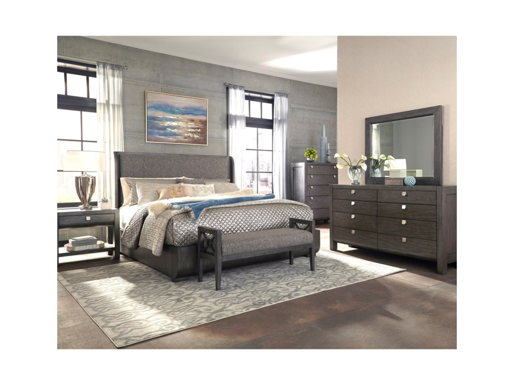 Trisha Yearwood Home Collection by Klaussner Music City 925-650 DRES ...