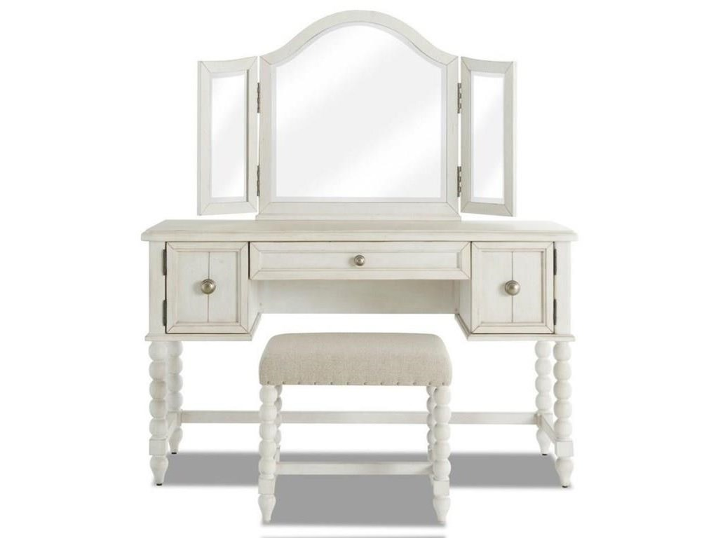 Trisha Yearwood Home Collection by Klaussner Nashville3 PC Vanity Set