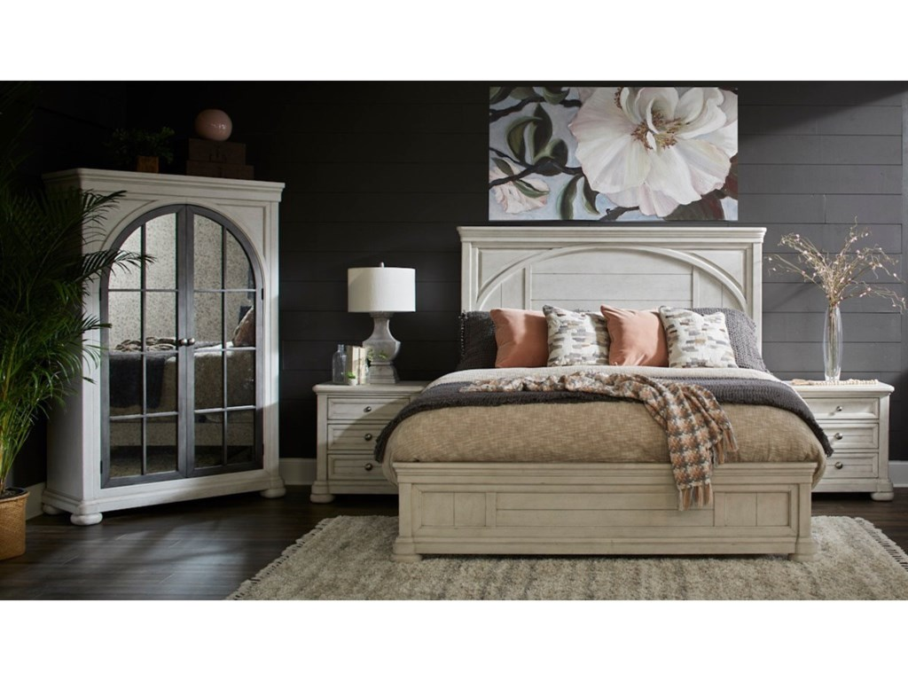 Trisha Yearwood Home Collection by Klaussner Nashville Queen ...