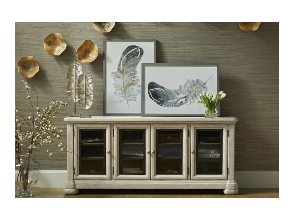 Trisha Yearwood Home Collection by Klaussner NashvilleMusic Row Console