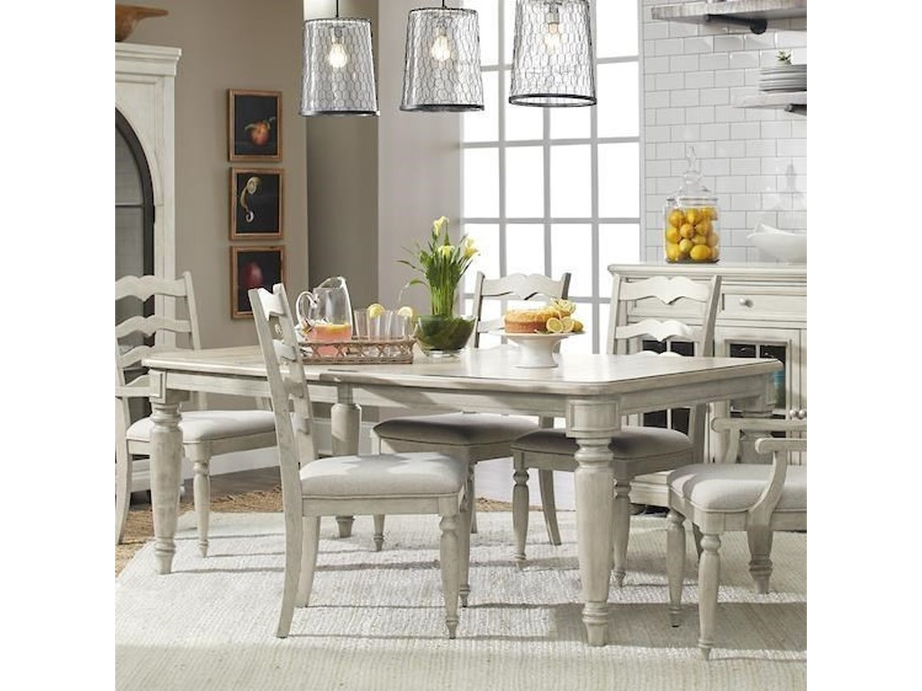 Nashville McGuire\'s Dining Table