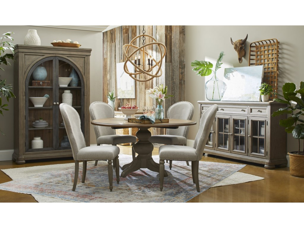 Trisha Yearwood Home Collection by Klaussner NashvilleCasual Dining Room Group
