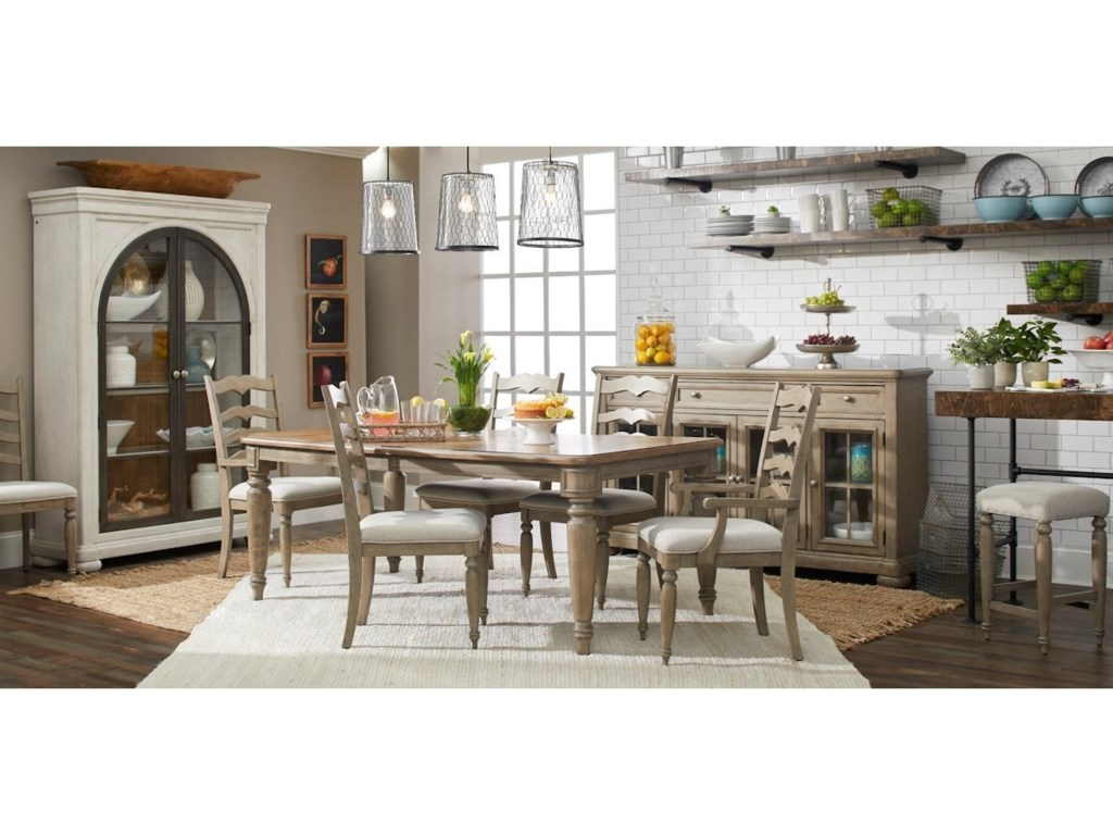 Trisha Yearwood Home Collection by Klaussner NashvilleFormal Dining Group