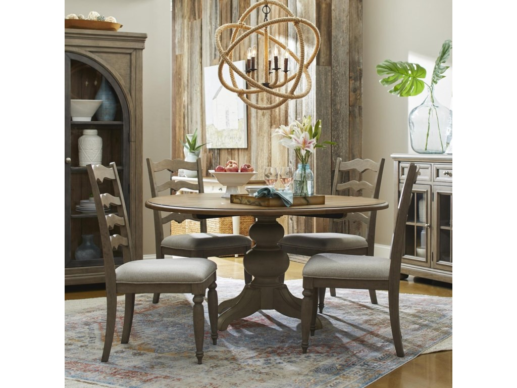 Trisha Yearwood Home Collection by Klaussner Nashville5-Piece Dining Set