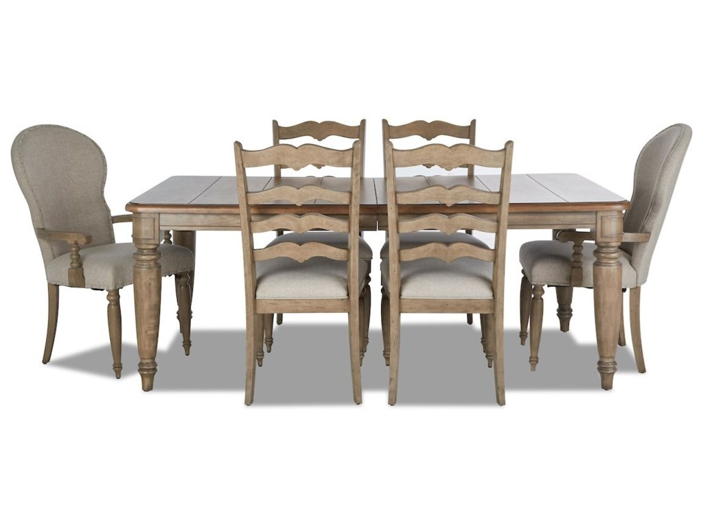 Trisha Yearwood Home Collection by Klaussner NashvilleMcGuire's Dining Table