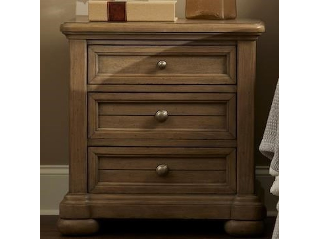 Trisha Yearwood Home Collection by Klaussner Nashville615 Nightstand