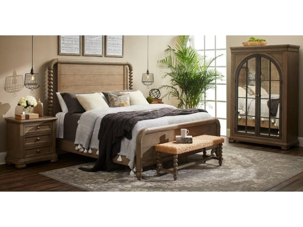 Trisha Yearwood Home Collection by Klaussner NashvilleRyman Armoire