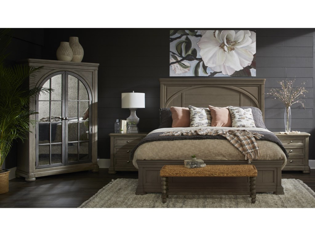 Trisha Yearwood Home Collection by Klaussner Nashville16th Avenue Bench