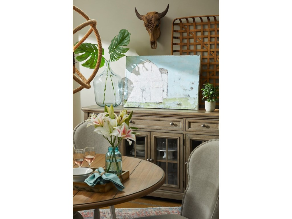 Trisha Yearwood Home Collection by Klaussner NashvilleConcert Hall Server