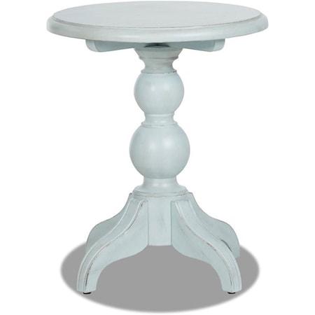 Bluebird End Table