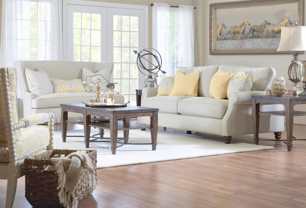 Trisha Yearwood Home Collection By Klaussner Tifton D26000 S  # Muebles Lakeland Fl