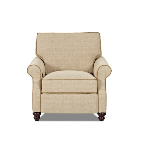 Trisha Yearwood Home Tifton Traditional Power Hybrid Chair