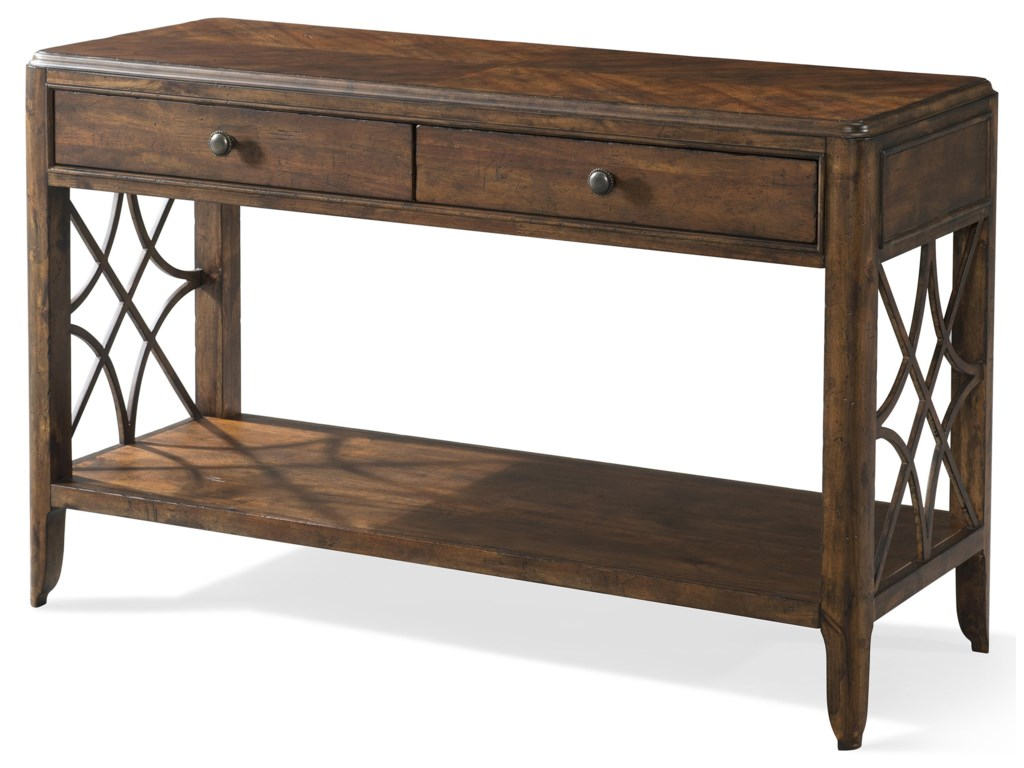 Trisha Yearwood Home Collection by Klaussner Trisha Yearwood HomeCocktail Table, End Table, Chairside End Tab