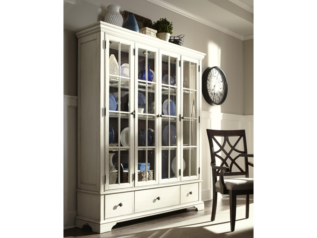 Trisha Yearwood Home Collection by Klaussner Trisha Yearwood HomeMonticello Curio