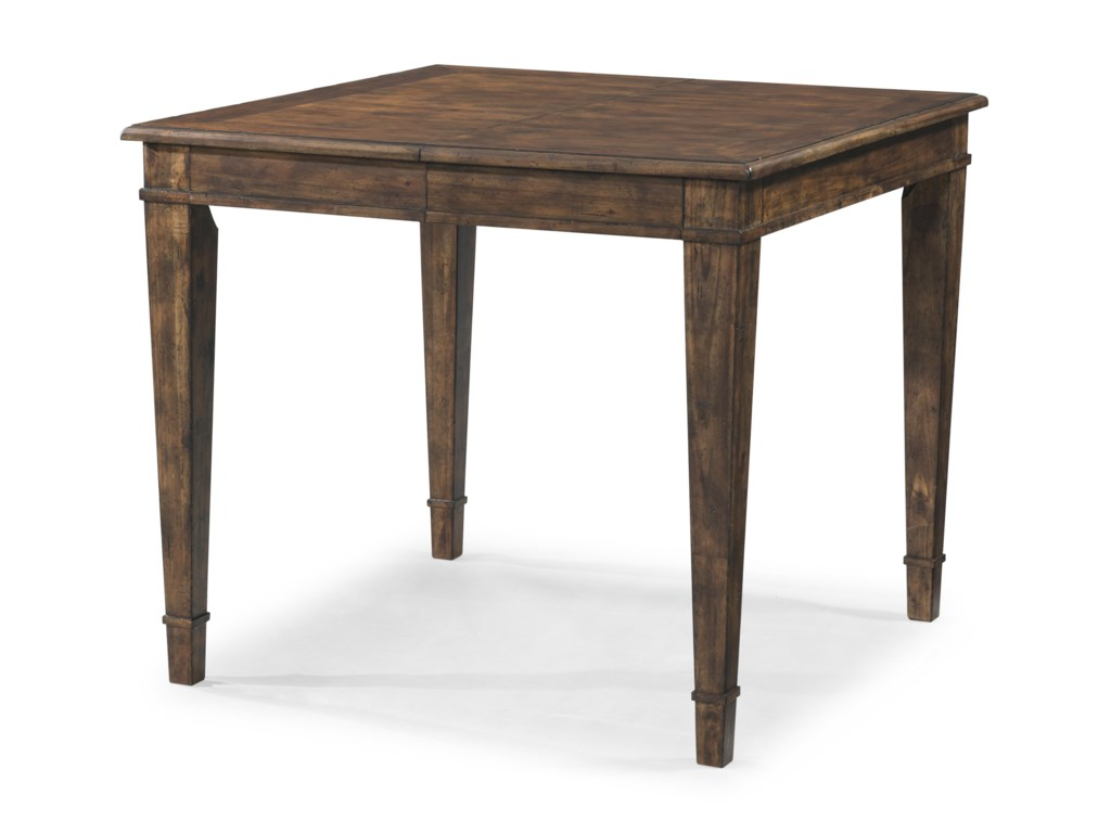 Trisha Yearwood Home Southern Kitchen Counter Height Table By Klaussner At Homeworld Furniture