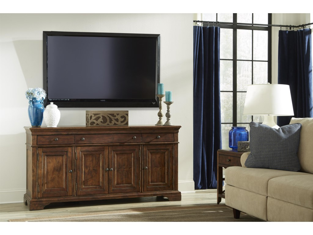 Trisha Yearwood Home Trisha Yearwood HomePrizefighter Entertainment Console