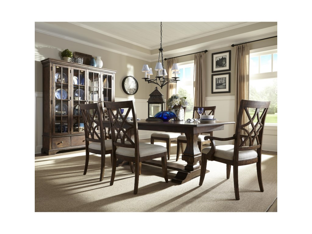 Trisha Yearwood Home Collection by Klaussner Trisha Yearwood HomeTrisha's Table 102