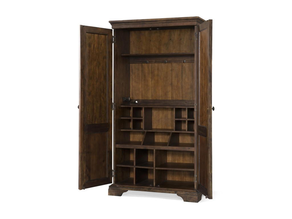 Trisha Yearwood Home Collection by Klaussner Trisha Yearwood HomeWalk Away Joe Storage Cabinet