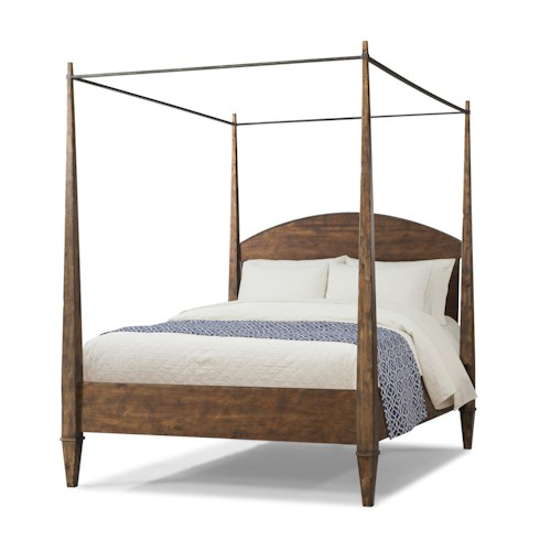 Trisha Yearwood Home Trisha Yearwood Home Queen Canopy Bed