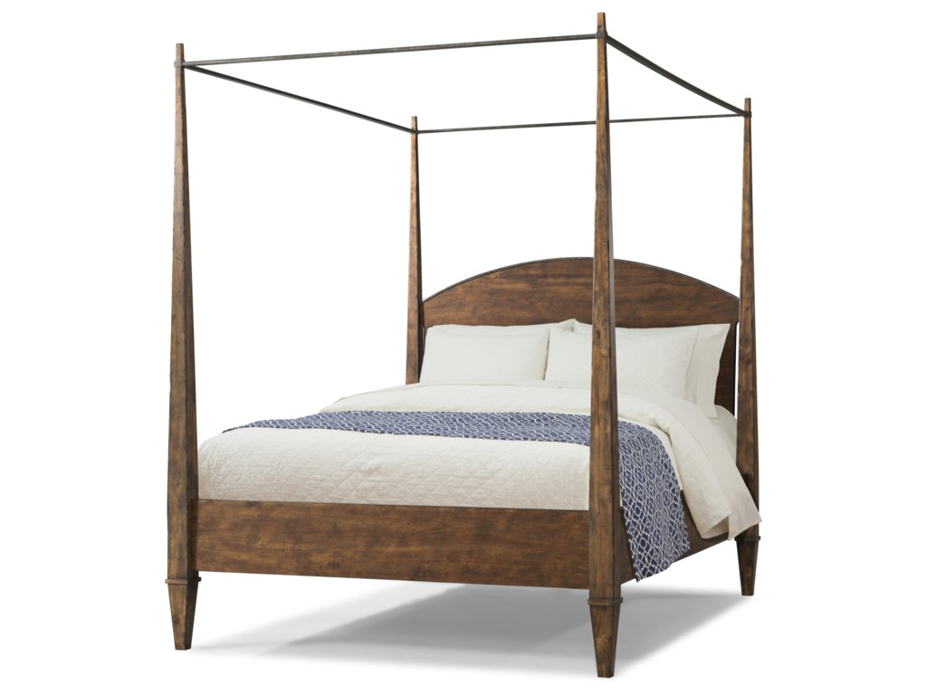 Trisha Yearwood Home Collection by Klaussner Trisha Yearwood HomeKing Canopy Bed