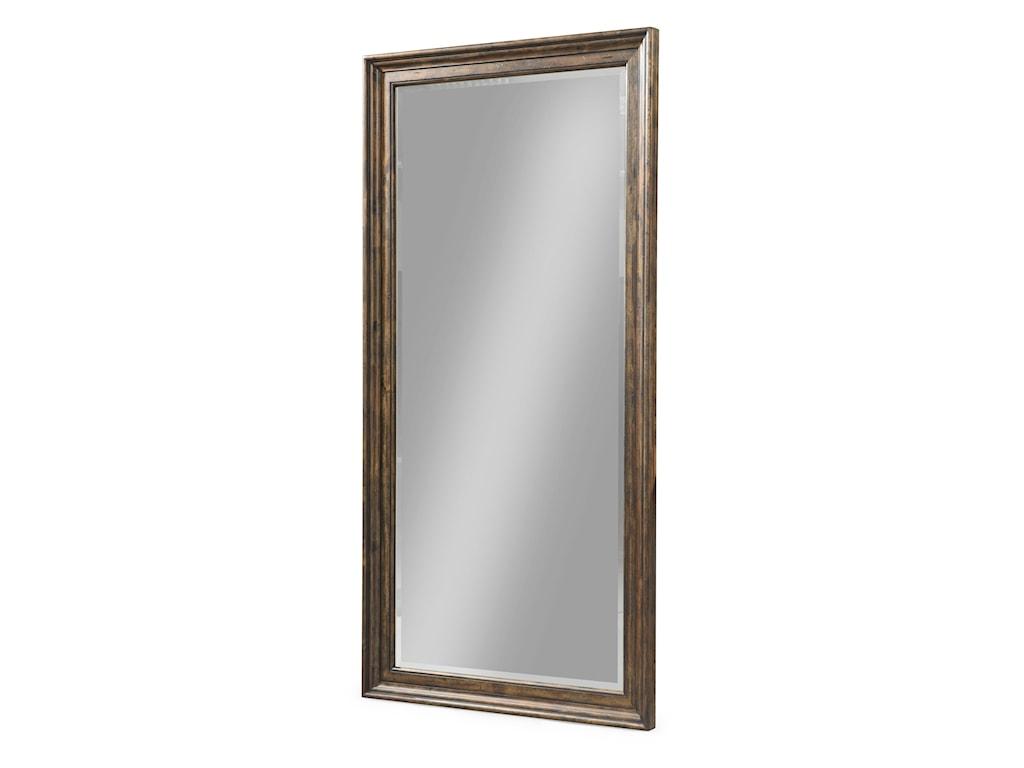 Klaussner Trisha Yearwood HomeIn My Reflection Floor Mirror