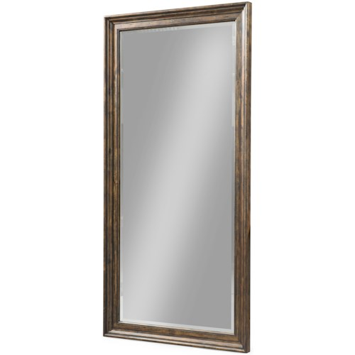 Trisha Yearwood Home Collection by Klaussner Trisha Yearwood Home Jasper Vertical Floor Mirror