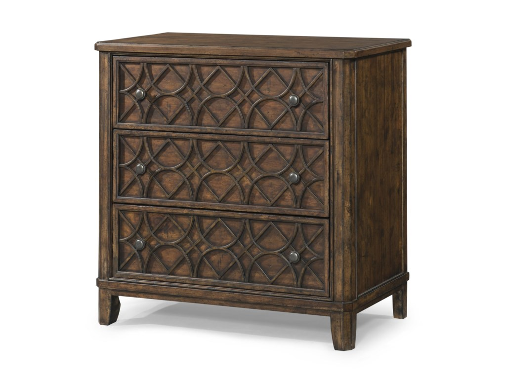Klaussner Trisha Yearwood HomeGwendolyn 3 Drawer Accent Chest