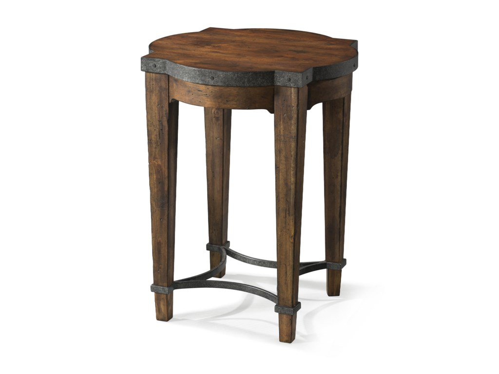 Trisha Yearwood Home Collection by Klaussner Trisha Yearwood HomeGinko Chairside Table