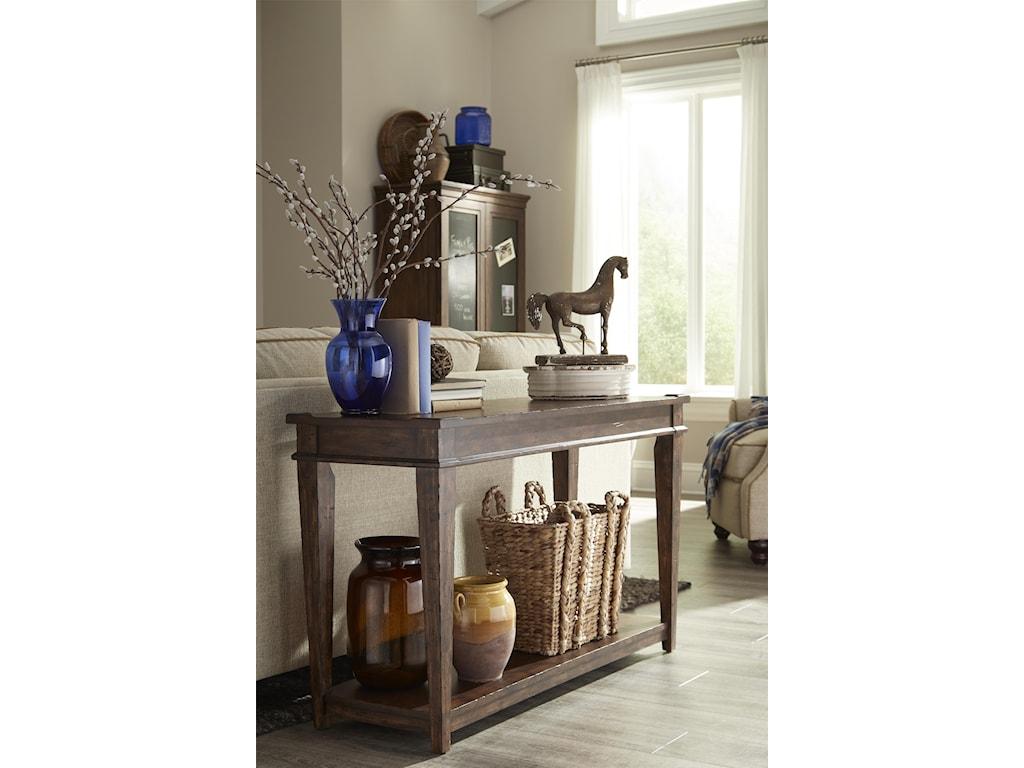 Trisha Yearwood Home Collection by Klaussner Trisha Yearwood HomeSofa Table