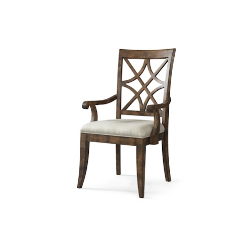 Trisha Yearwood Home Trisha Yearwood Home Nashville Special Order Arm Chair