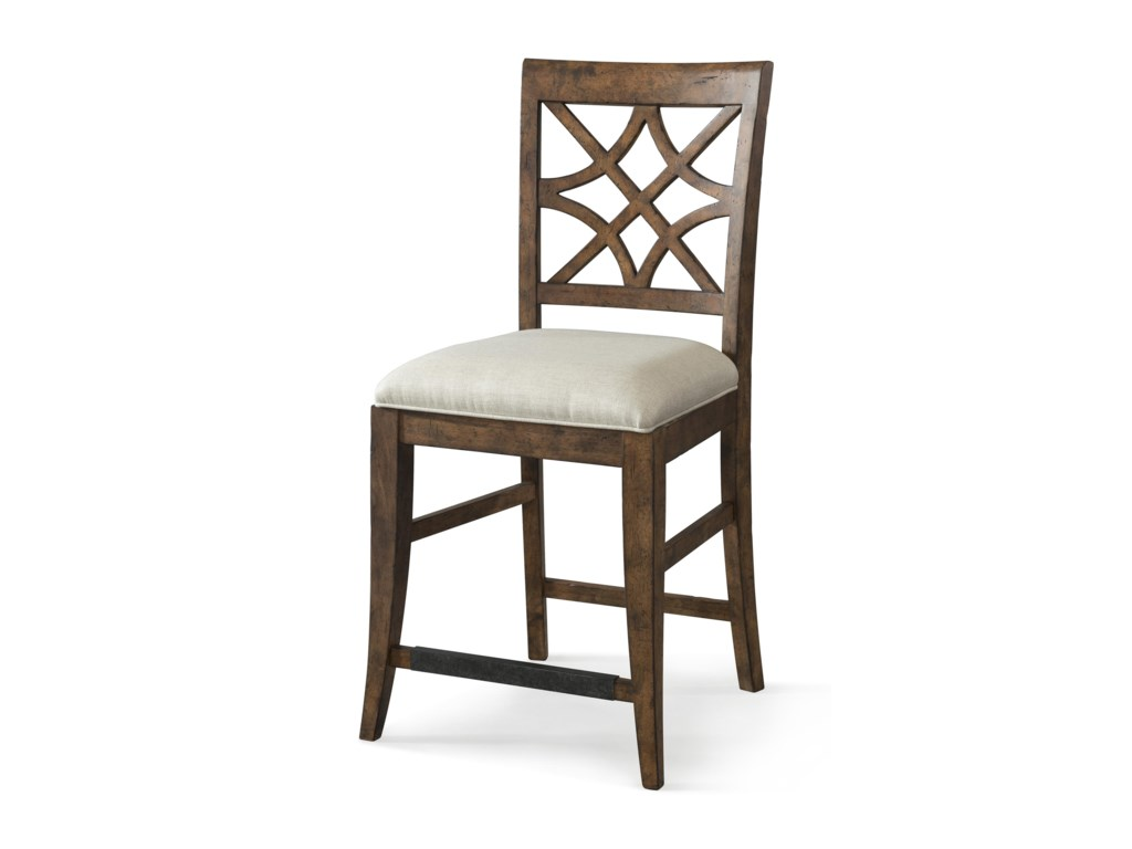 Trisha Yearwood Home Collection by Klaussner Trisha Yearwood HomeNashville Counter Height Chair
