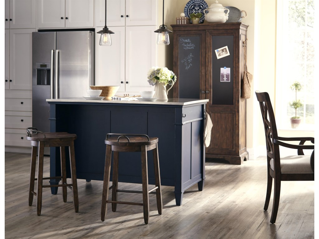 Trisha Yearwood Home Collection by Klaussner Trisha Yearwood HomeKitchen Island