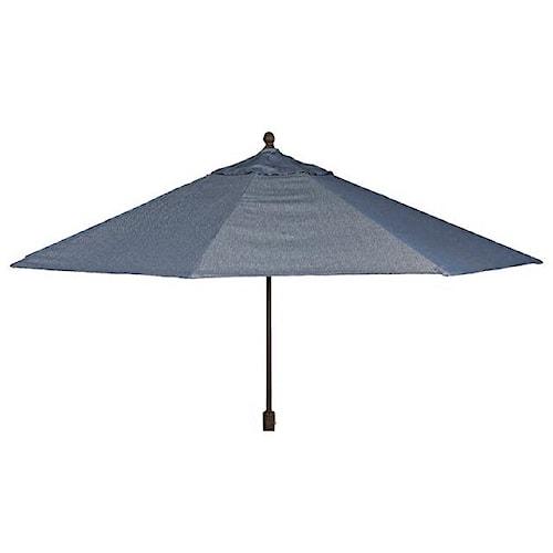 Trisha Yearwood Home Collection by Klaussner Trisha Yearwood Outdoor 11FT Auto Tilt Umbrella