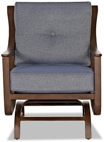 Trisha Yearwood Home Collection by Klaussner Trisha Yearwood Outdoor Set of 2 Outdoor Platform Rocker Chairs