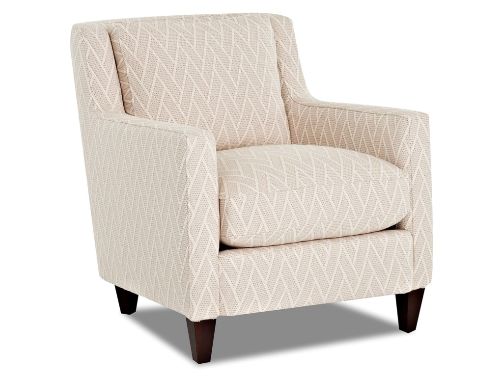Trisha Yearwood Home Collection by Klaussner Valley ForgeAccent Chair