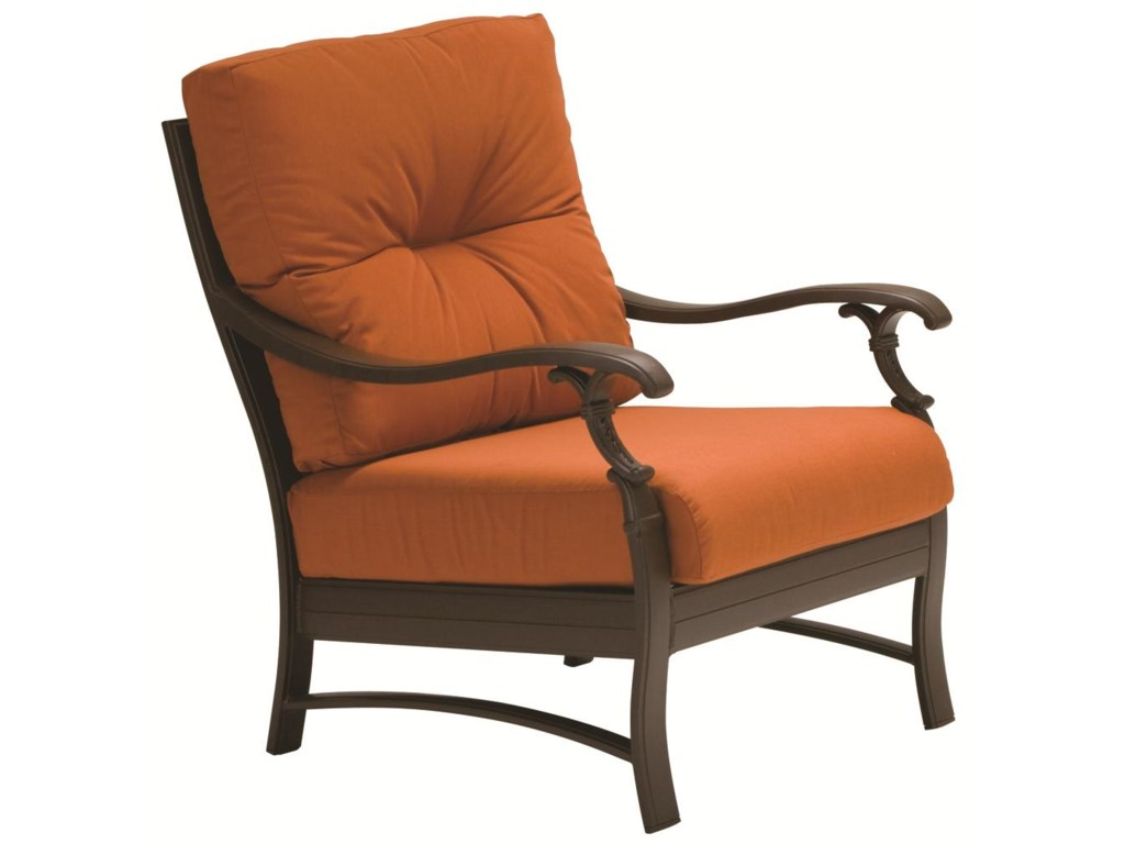 Tropitone Ravello Relax PlusOutdoor Arm Chair