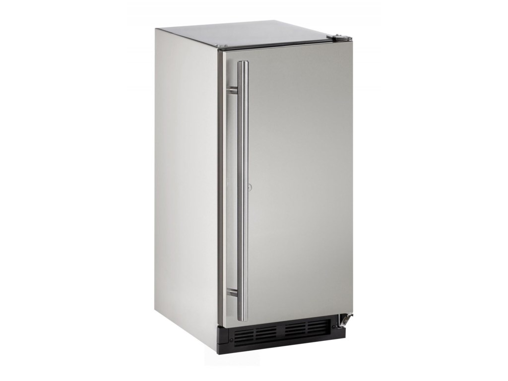 Refrigerators Energy Star 2 9 Cu Ft 15 Compact Outdoor All Refrigerator With Three Removable Tempered Glass Shelves By U Line At Furniture And