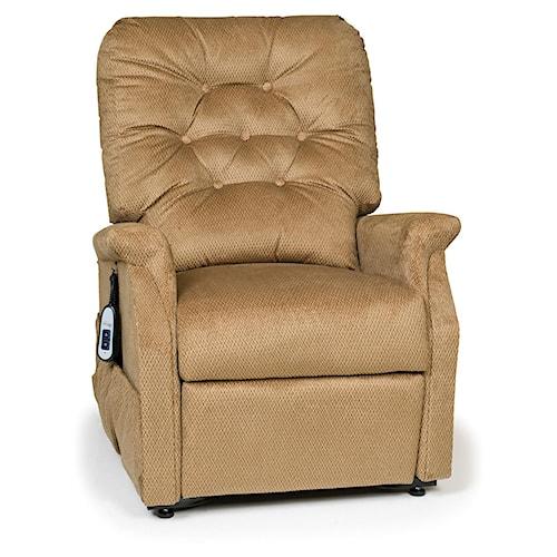 Ultracomfort Leisure Lift Non Chaise Recliner Pilgrim