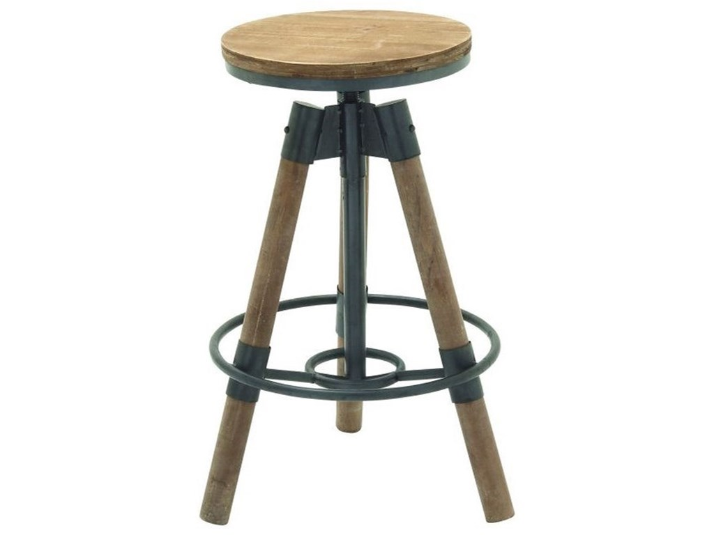 UMA Enterprises, Inc. Accent FurnitureMetal/Wood Bar Stool