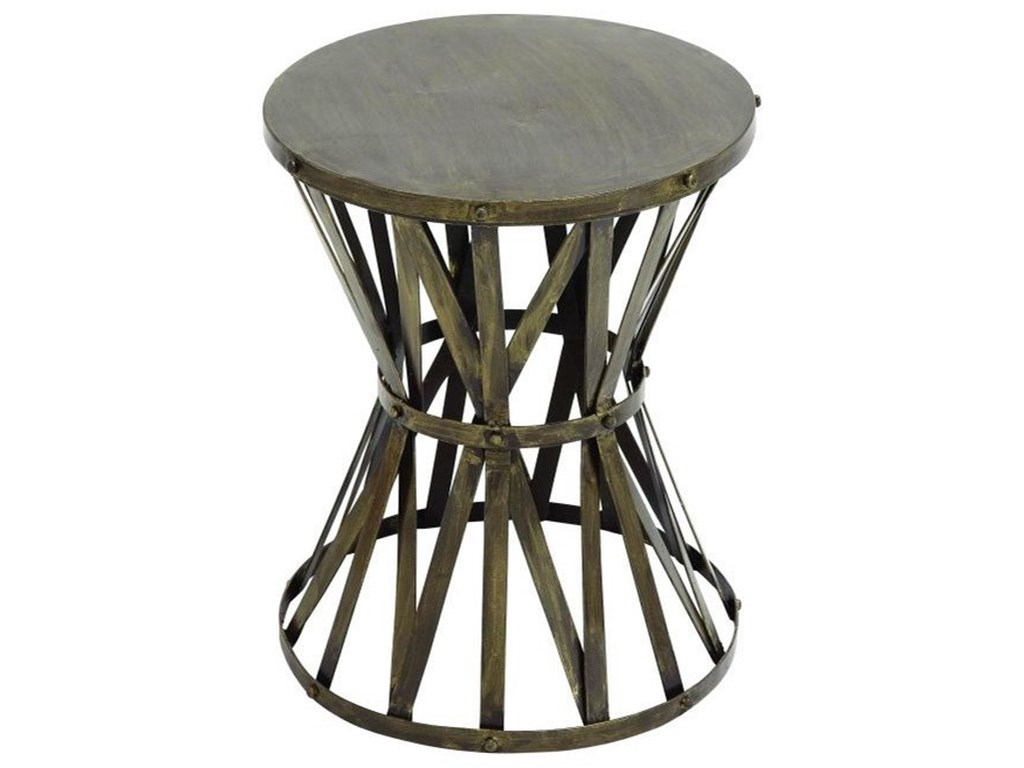 UMA Enterprises, Inc. Accent FurnitureMetal Accent Table