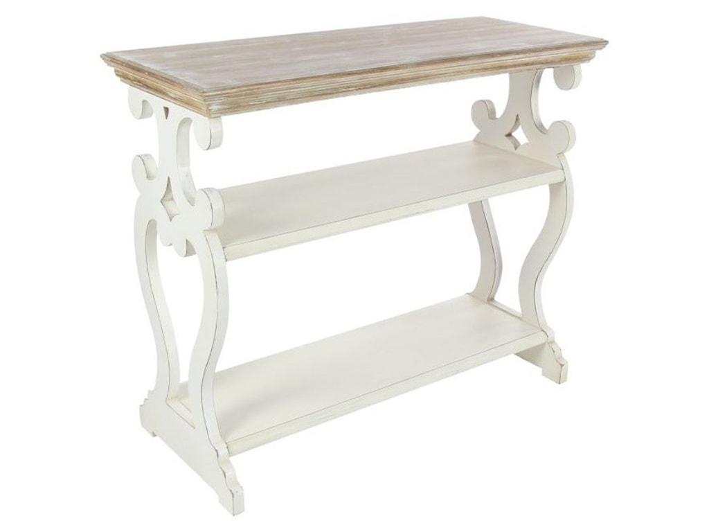 UMA Enterprises, Inc. Accent FurnitureWood Console Table