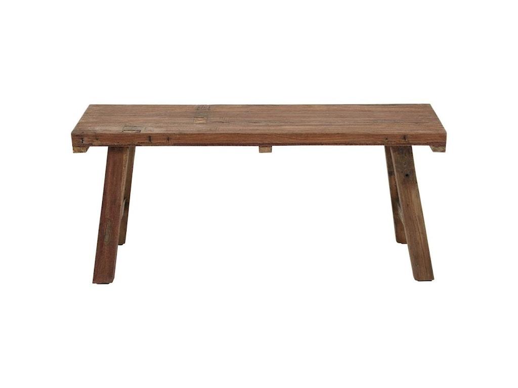 UMA Enterprises, Inc. Accent FurnitureWood Bench