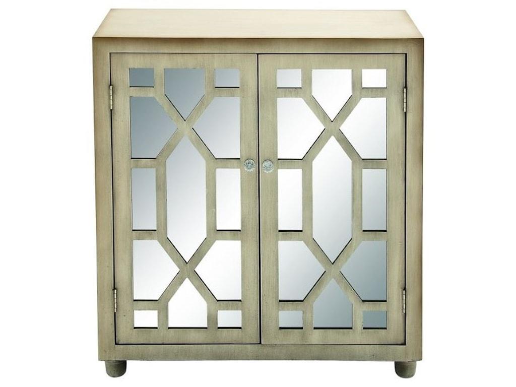 UMA Enterprises, Inc. Accent FurnitureWood Mirror Cabinet