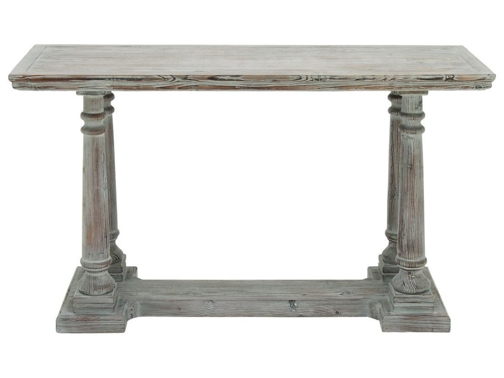 UMA Enterprises, Inc. Accent FurnitureWood Console Table