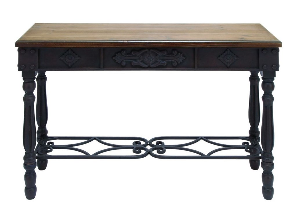 UMA Enterprises, Inc. Accent FurnitureWood/Metal Console Table