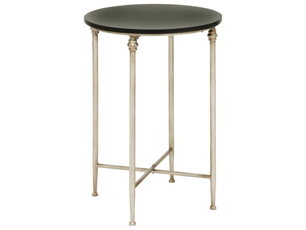 UMA Enterprises, Inc. Accent FurnitureMetal/Marble Accent Table
